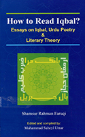 ہاۏ ٹو ریڈ اقبال: ایسیز، اردو پوئیٹری اینڈ لٹریری تھیوری
