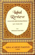 Iqbal Review: April, October 2010